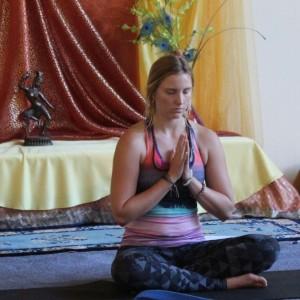 Emily-meditating
