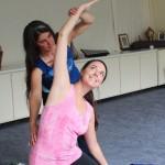 Yoga-Sharon-teaching