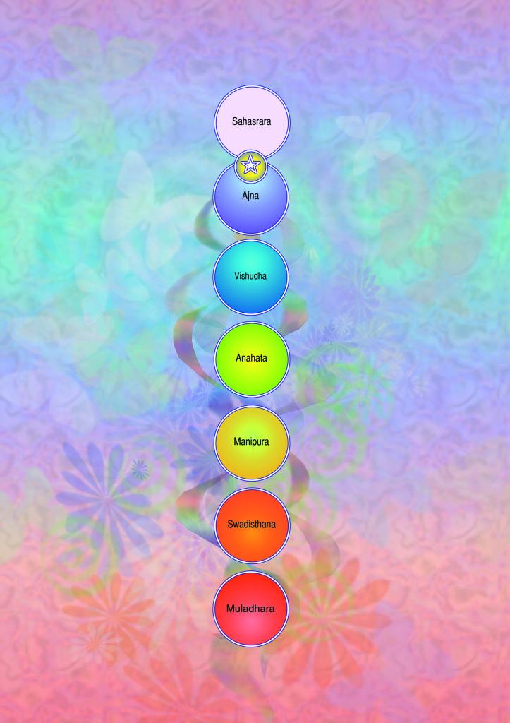 The Seven Chakra Dance - Event