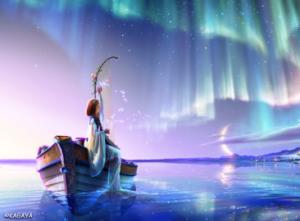 woman_boat_lights